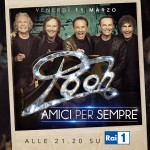 """Pooh, in vendita i biglietti per """"Amici per sempre"""" su Rai Uno"""