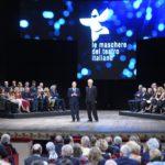 Il premio 'Le Maschere del Teatro Italiano' su Rai Uno
