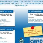 Forum Giovani di Cercola: al via gli incontri sulla Riforma Costituzionale