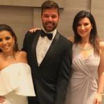 Laura Pausini è stata premiata insieme a Ricky Martin ed Eva Longoria