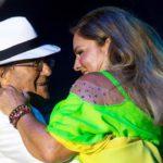 Al Bano e Romina insieme al Maurizio Costanzo: Il video del ballo
