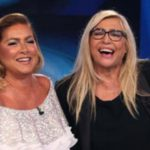 Le lacrime di Romina Power in diretta tv