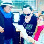 Al Bano e Romina in studio con Malgioglio: andranno a Sanremo?