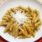 Ricetta disintossicante: Penne integrali con carote e zucchine